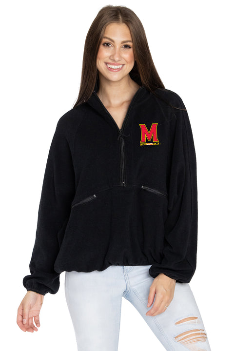 Maryland Terrapins Danielle Pullover