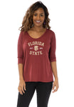 Florida State Seminoles Tamara Top