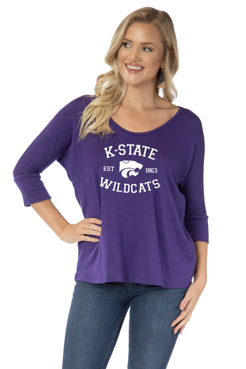 Kansas State Wildcats Tamara Top