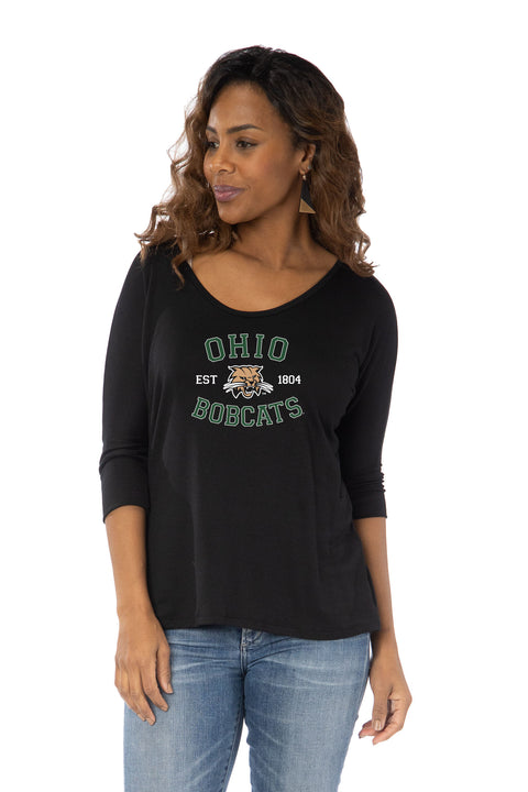 Ohio Bobcats Tamara Top