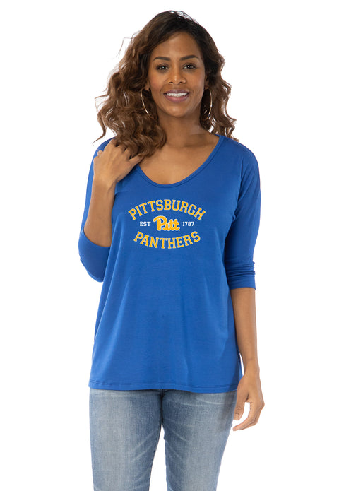Pitt Panthers Tamara Top