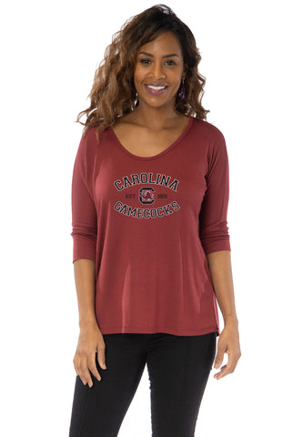 South Carolina Gamecocks Tamara Top