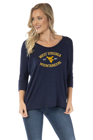 West Virginia Mountaineers Tamara Top
