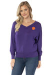 Clemson Tigers Meredith V-Neck