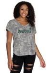 Michigan State Spartans Kelly V-Neck