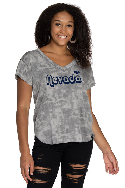Nevada Wold Pack Kelly V-Neck