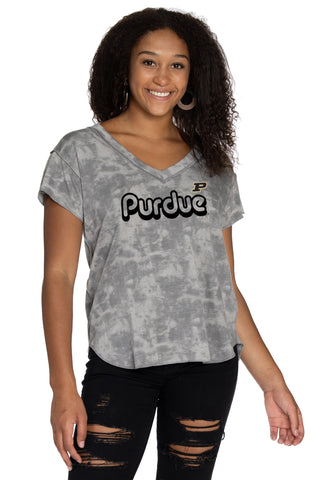 Purdue Boilermakers Kelly V-Neck