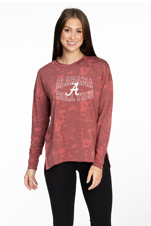 Alabama Crimson Tide Brandy Top