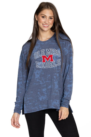 Ole Miss Rebels Brandy Top