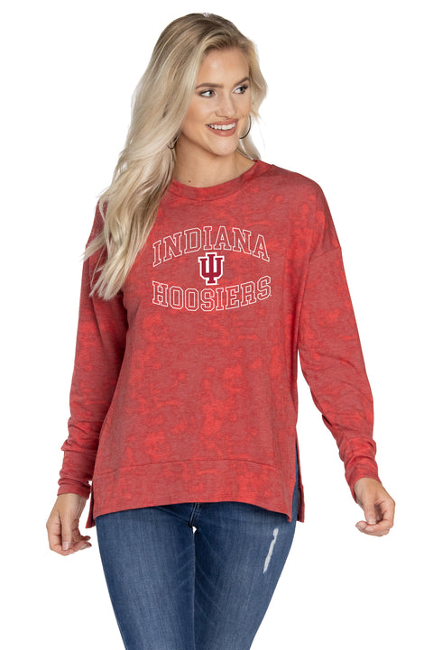 Indiana Hoosiers Brandy Top