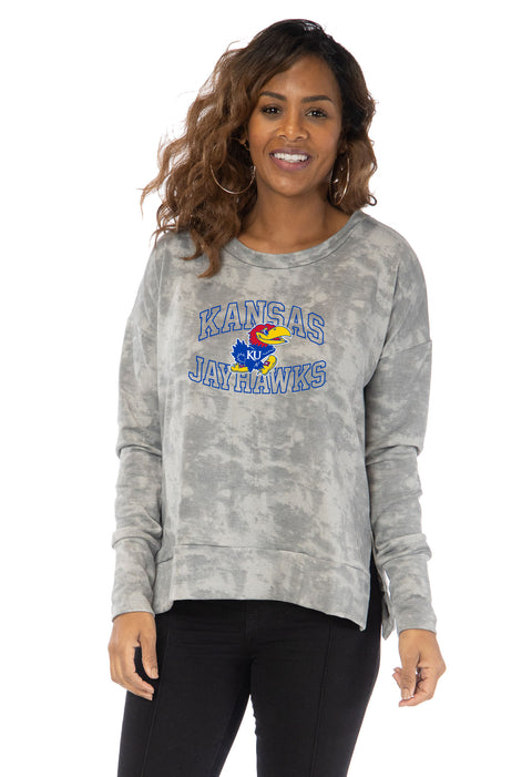 Kansas Jayhawks Brandy Top