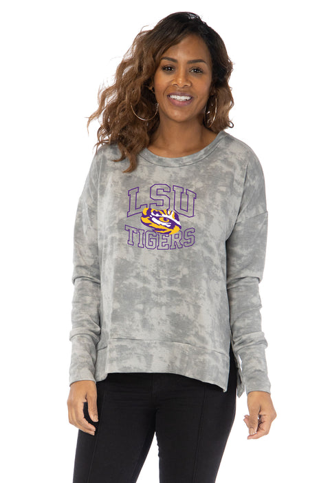 LSU Tigers Brandy Top
