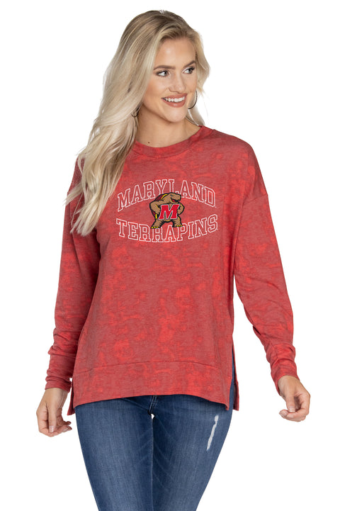 Maryland Terrapins Brandy Top