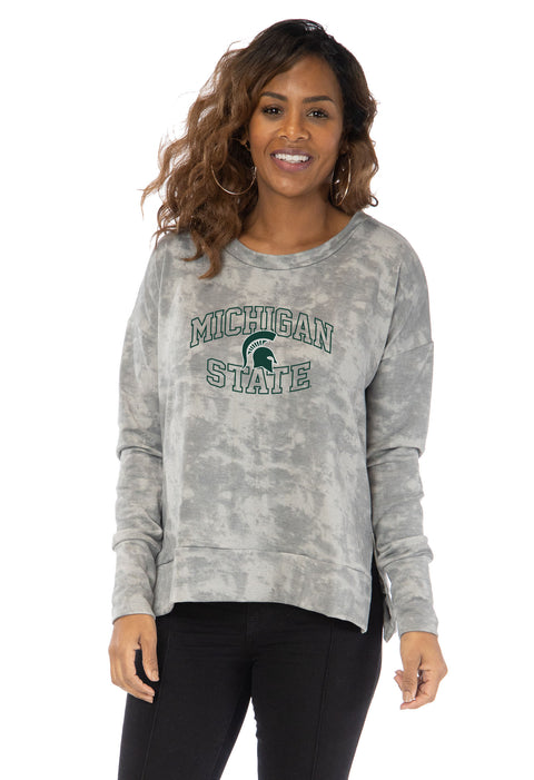 Michigan State Spartans Brandy Top
