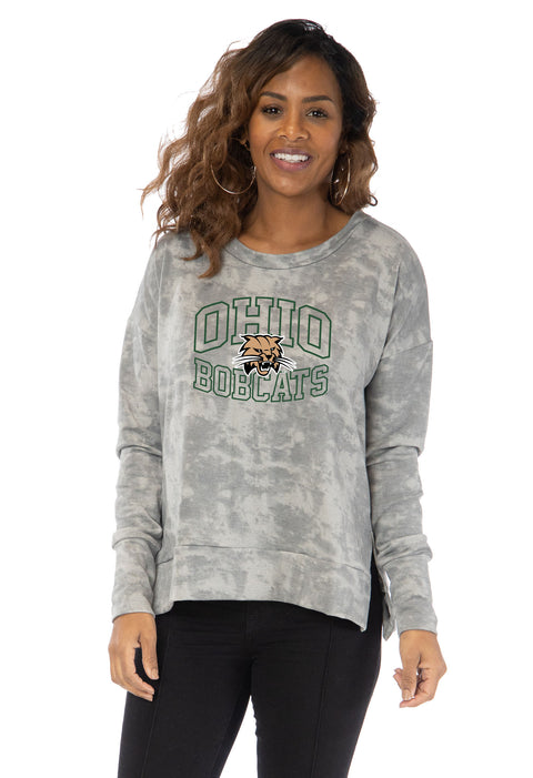 Ohio Bobcats Brandy Top