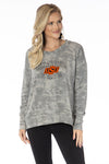 Oklahoma State Cowboys Brandy Top