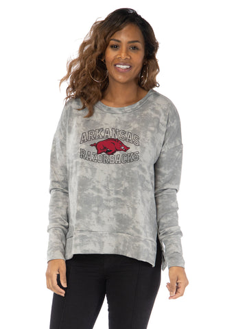 Arkansas Razorbacks Brandy Top