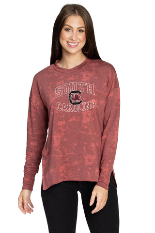 South Carolina Gamecocks Brandy Top