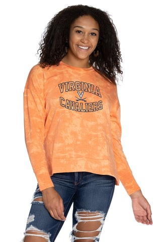 Virginia Cavaliers Brandy Top