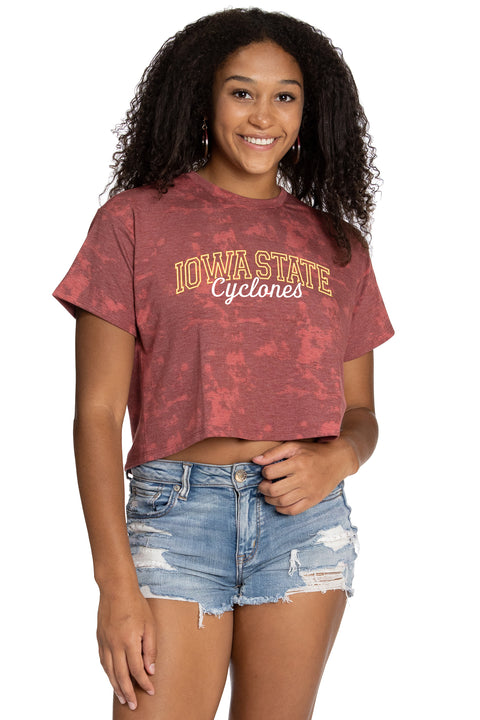 Iowa State Cyclones Kimberly Tee
