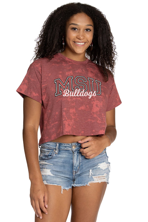 Mississippi State Bulldogs Kimberly Tee
