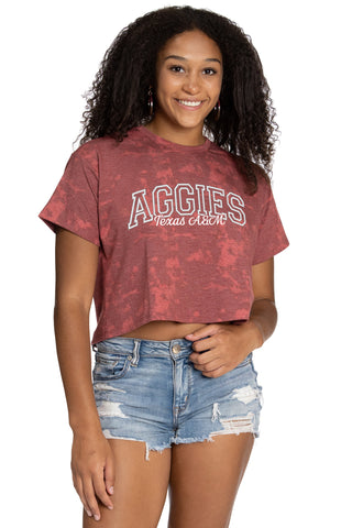 Texas A&M Aggies Kimberly Tee