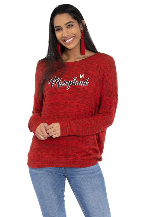 Maryland Terrapins Valarie Top