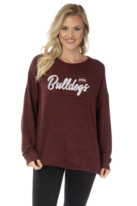 Mississippi State Bulldogs Valarie Top