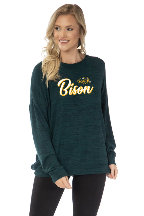 North Dakota State Bison Valarie Top