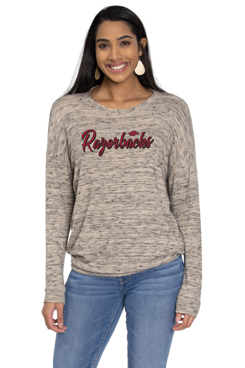 Arkansas Razorbacks Valarie Top