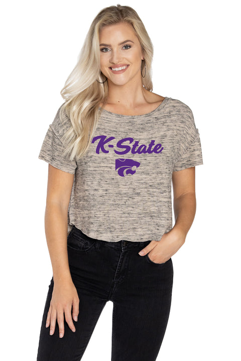 Kansas State Wildcats Allison Tee