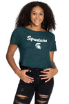 Michigan State Spartans Allison Tee