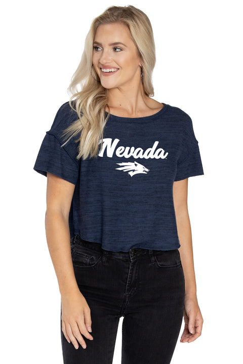 Nevada Wolf Pack Allison Tee