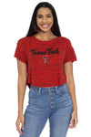 Texas Tech Red Raiders Allison Tee