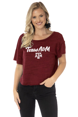Texas A&M Aggies Allison Tee