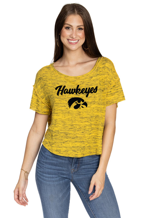 Iowa Hawkeyes Allison Tee
