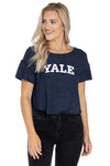Yale Bulldogs Allison Tee