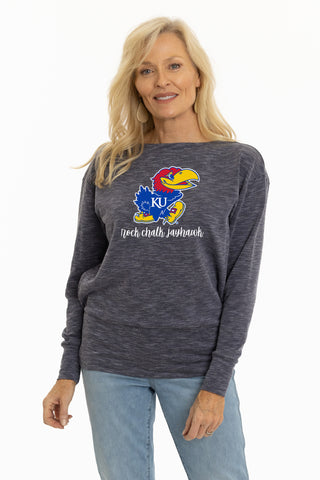 Kansas Jayhawks Lainey Tunic