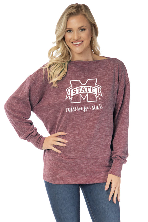 Mississippi State Bulldogs Lainey Tunic