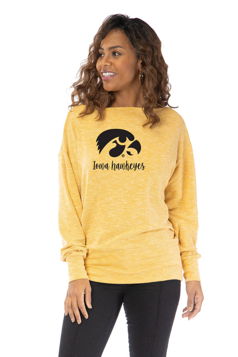 Iowa Hawkeyes Lainey Tunic