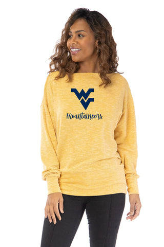 West Virginia Mountaineers Lainey Tunic