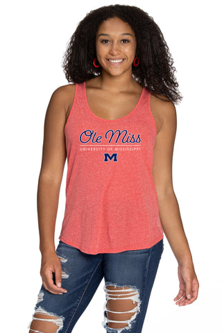 Ole Miss Rebels Brenna Tank