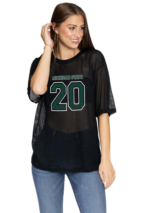 Michigan State Spartans Mallory Jersey