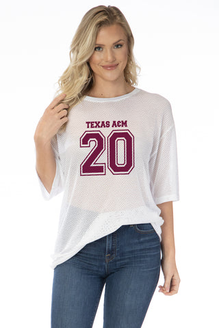 Texas A&M Mallory Jersey