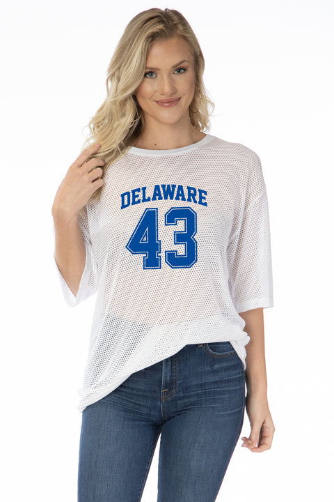 Delaware Blue Hens Mallory Jersey