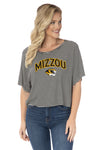 Missouri Tigers Emily Striped Tee