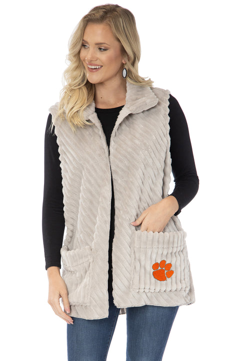 Clemson Tigers Tiffany Vest