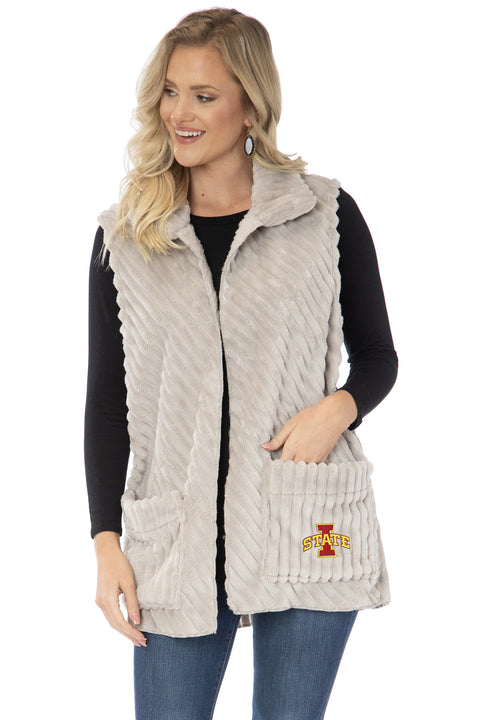 Iowa State Cyclones Tiffany Vest