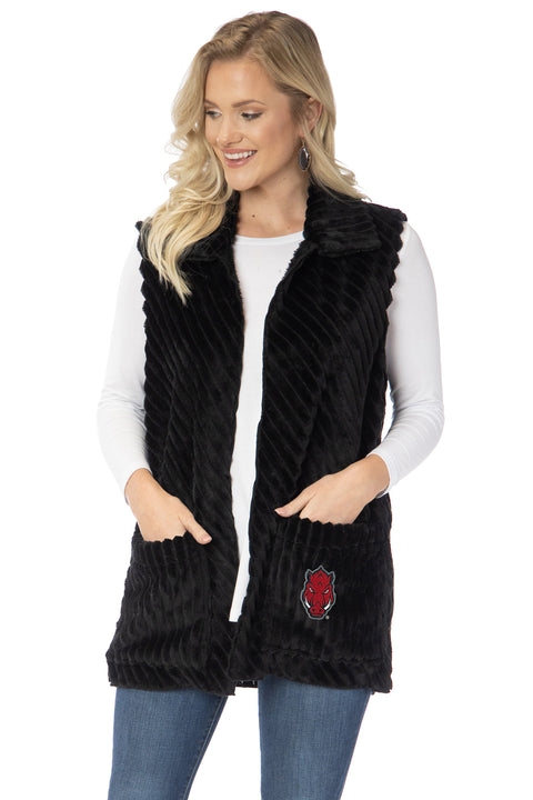 Arkansas Razorbacks Tiffany Vest