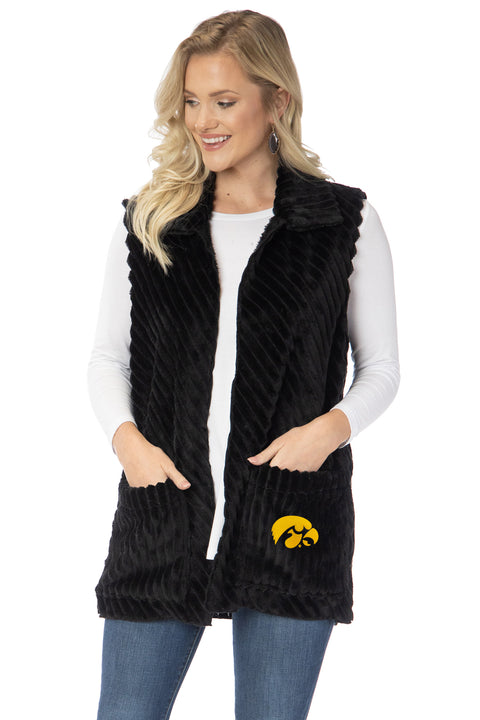 Iowa Hawkeyes Tiffany Vest